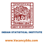 22 Faculty Positions at Indian Statistical Institute (ISI), Kolkata, India