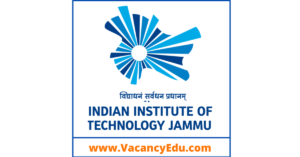 JRF Position at IIT Jammu Under SERB Funded Project, Jammu & Kashmir
