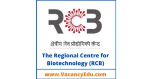 SRF (Under JC Bose Fellowship) at RCB Faridabad