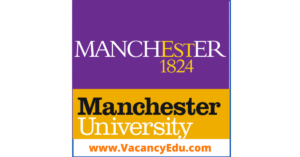 Postdoctoral Position at The University of Manchester