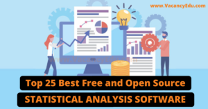 Top 25 Free Statistical Analysis Software Download