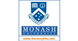 PhD Degree - Fully Funded at Monash University Melbourne, Australia
