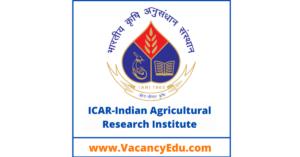 Senior Research Fellow Position (SRF) at ICAR-IARI, New Delhi India