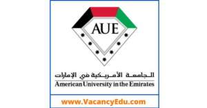 Multiple Faculty Position at American University in the Emirates Dubai
