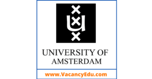 10 PhD Degree - Fully Funded at University of Amsterdam, Netherlands