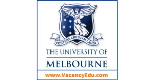 Postdoctoral Fellowship at University of Melbourne, Australia