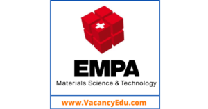 Postdoctoral Fellowship at EMPA, Zurich, Switzerland