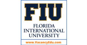 Postdoctoral Fellowship at Florida International University, Florida, USA