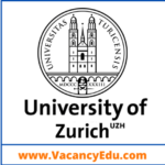 PhD Degree-Fully Funded at University of Zurich, Switzerland