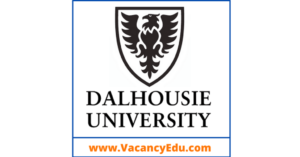 Postdoctoral Fellowship at Dalhousie University, Nova Scotia, Canada